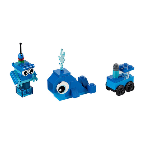 LEGO® CLASSIC Creative Blue Bricks