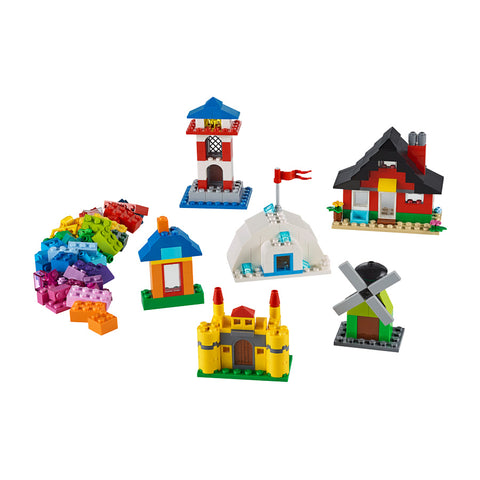 LEGO® CLASSIC Bricks and Houses