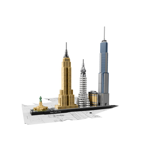 LEGO® Architecture New York City