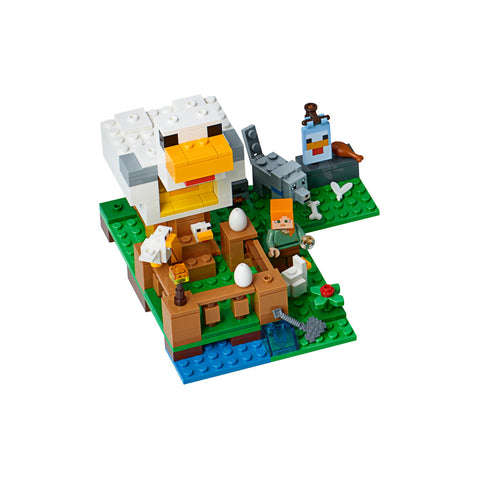 LEGO® Minecraft The Chicken Coop