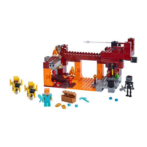 LEGO® Minecraft The Blaze Bridge