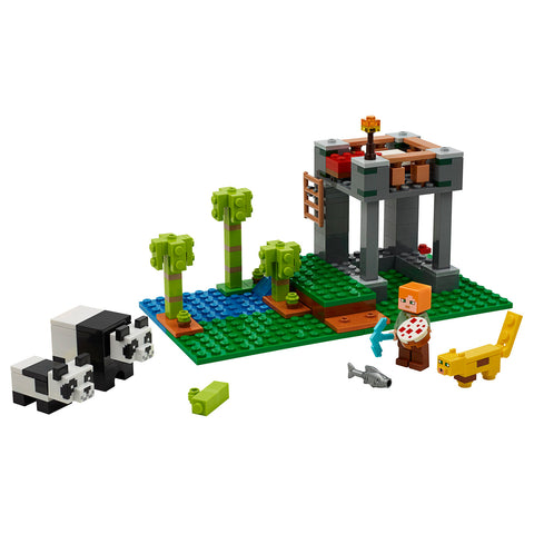 LEGO® Minecraft The Panda Nursery