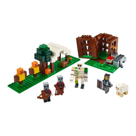 LEGO® Minecraft The Pillager Outpost
