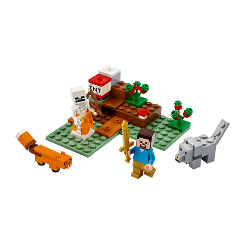 LEGO® Minecraft The Taiga Adventure