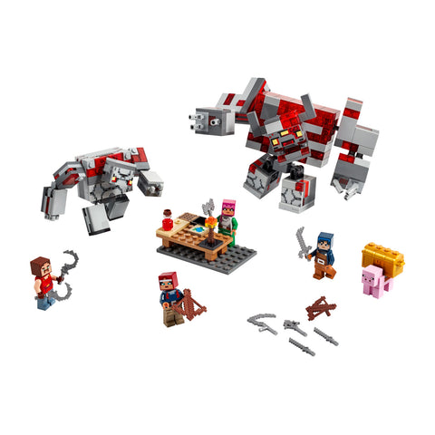 LEGO® Minecraft The Redstone Battle