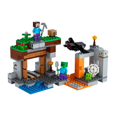 "LEGO® Minecraft The ""Abandoned"" Mine"