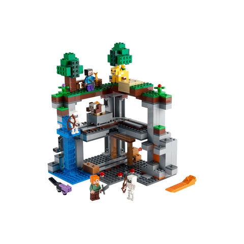 LEGO® Minecraft The First Adventure