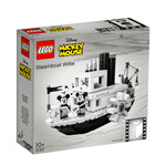 LEGO® Ideas Steamboat Willie