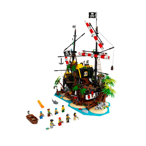 LEGO® Ideas Pirates of Barracuda Bay