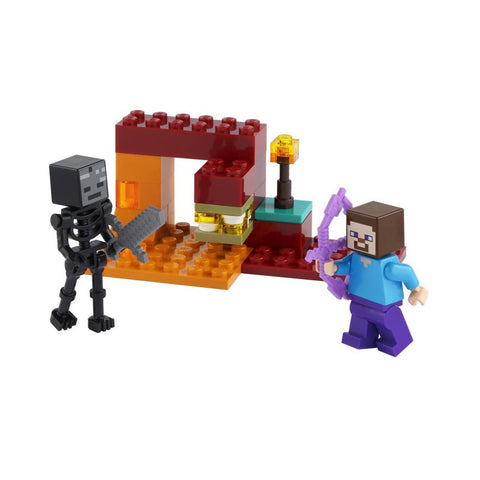 LEGO® Minecraft The Nether Duel