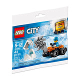 LEGO® City Arctic Ice Saw
