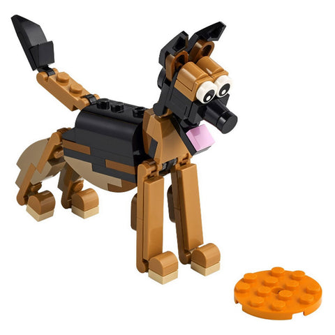 LEGO® CREATOR 3-in-1 German Shepherd