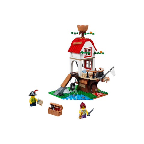 LEGO® CREATOR 3-in-1 Treehouse Adventures