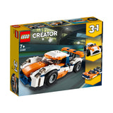 LEGO® CREATOR 3-in-1 Sunset Track Racer