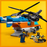 LEGO® CREATOR 3-in-1 Twin-Rotor Helicopter