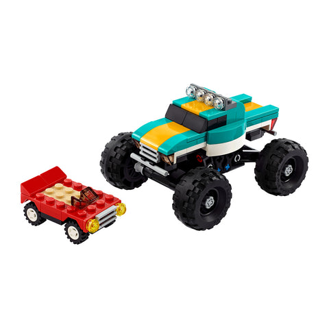 LEGO® CREATOR 3-in-1 Monster Truck