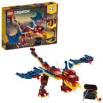 LEGO® CREATOR 3-in-1 Fire Dragon