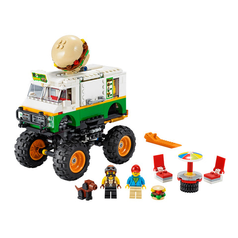 LEGO® CREATOR 3-in-1 Monster Burger Truck