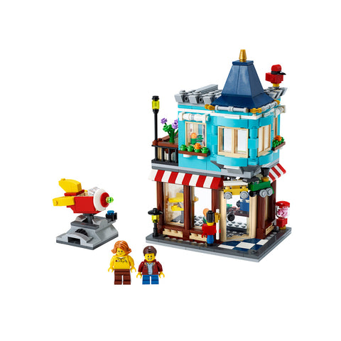 LEGO® CREATOR 3-in-1 Townhouse Toy Store