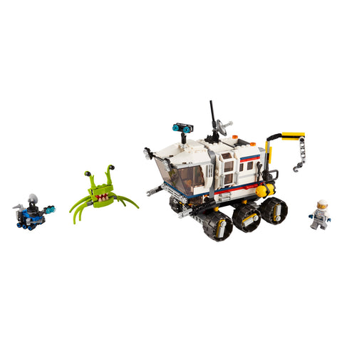 LEGO® CREATOR 3-in-1 Space Rover Explorer