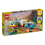 LEGO® CREATOR 3-in-1 Caravan Family Holiday