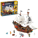 LEGO® CREATOR 3-in-1 Pirate Ship