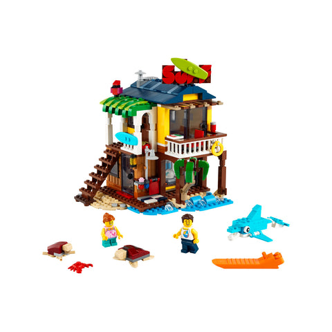 LEGO® CREATOR 3-in-1 Surfer Beach House