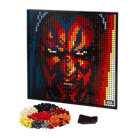 LEGO® ART Star Wars™ The Sith™