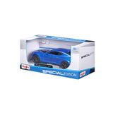 MAISTO 1:24 Scale Die-Cast Special Edition 2017 Camaro ZL1 in Blue