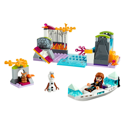 LEGO® DISNEY™ Frozen 2 Anna's Canoe Expedition
