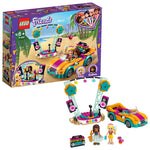 LEGO® Friends Andrea's Car & Stage