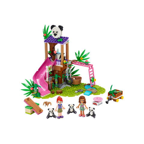 LEGO® Friends Panda Jungle Tree House