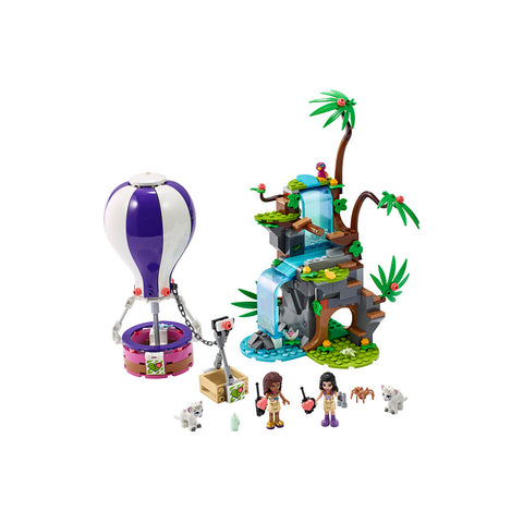 LEGO® Friends Tiger Hot Air Balloon Jungle Rescue