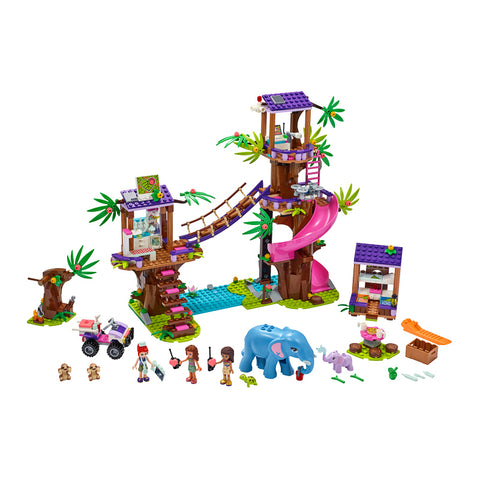 LEGO® Friends Jungle Rescue Base