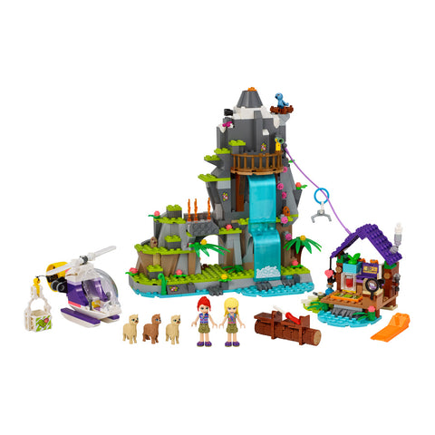 LEGO® Friends Alpaca Mountain Jungle Rescue