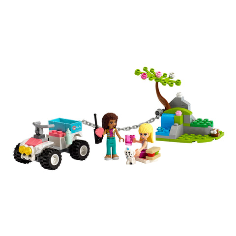 LEGO® Friends Vet Clinic Rescue Buggy