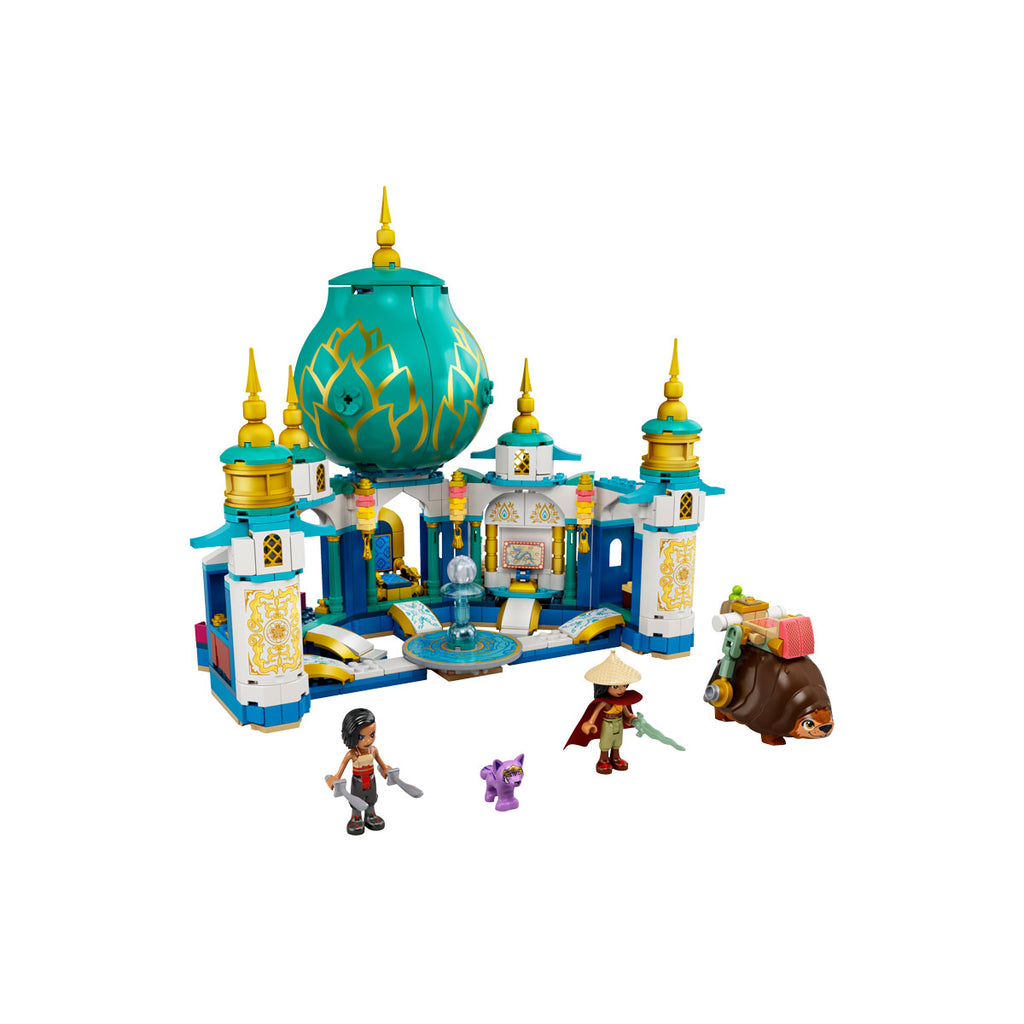 LEGO® DISNEY™ Raya and the Heart Palace