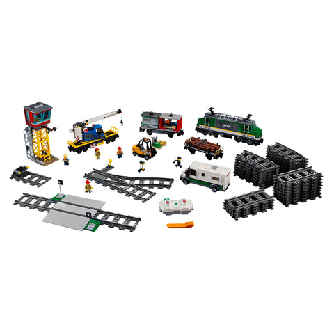 LEGO® City Cargo Train