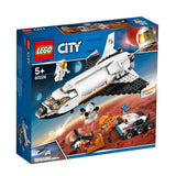 LEGO® City Mars Research Shuttle