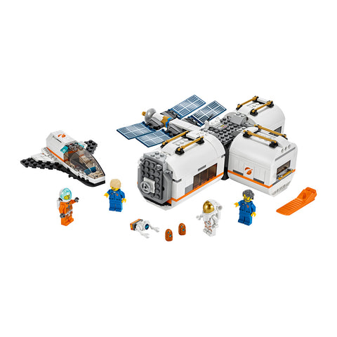 LEGO® City Lunar Space Station