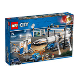 LEGO® City Rocket Assembly & Transport