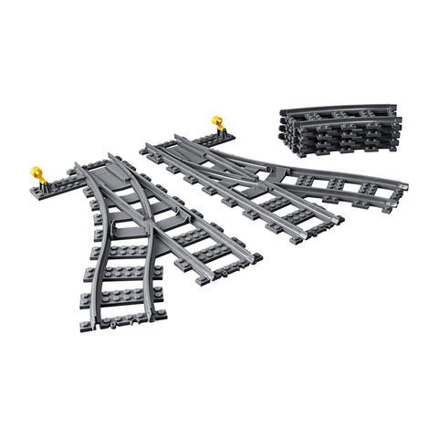 LEGO® City Switch Tracks