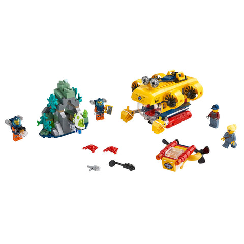 LEGO® City Ocean Exploration Submarine