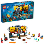 LEGO® City Ocean Exploration Base