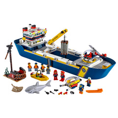 LEGO® City Ocean Exploration Ship