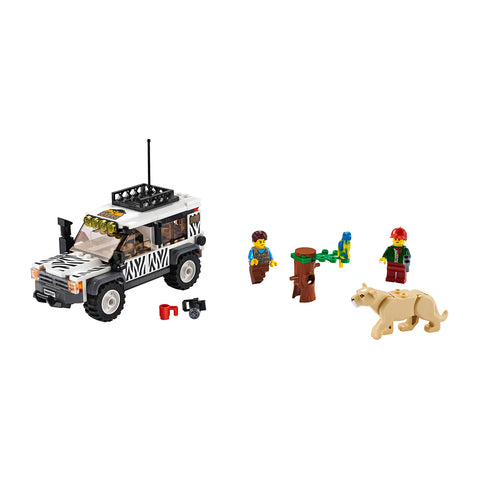 LEGO® City Safari Off-Roader