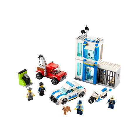 LEGO City Police Brick Box