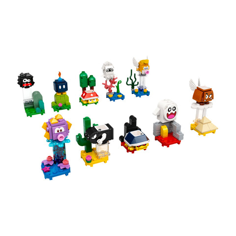 LEGO® SUPER MARIO Character Packs