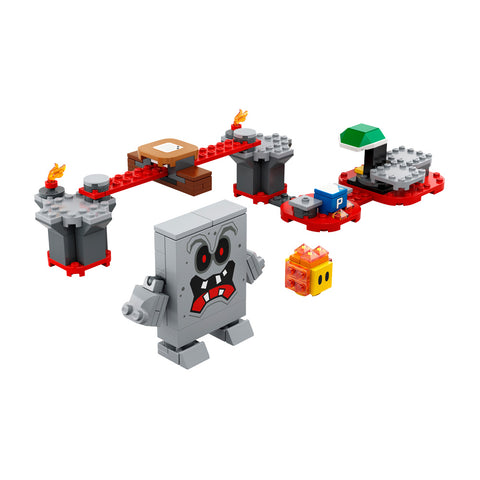 LEGO® SUPER MARIO Whomp's Lava Trouble Expansion Set