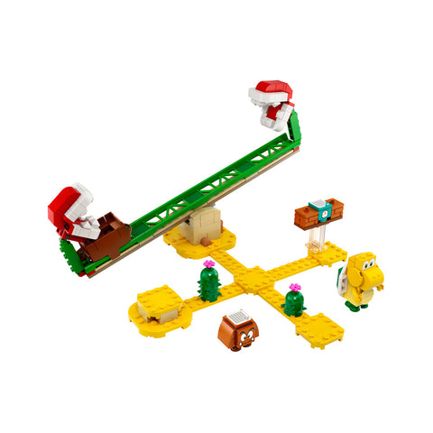 LEGO® SUPER MARIO Piranha Plant Power Slide Expansion Set